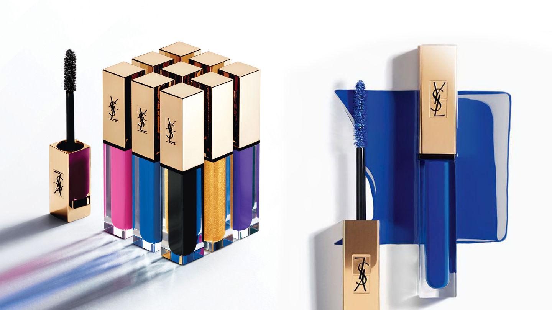Бренд Yves Saint Laurent представил серию из цветных тушей-320x180