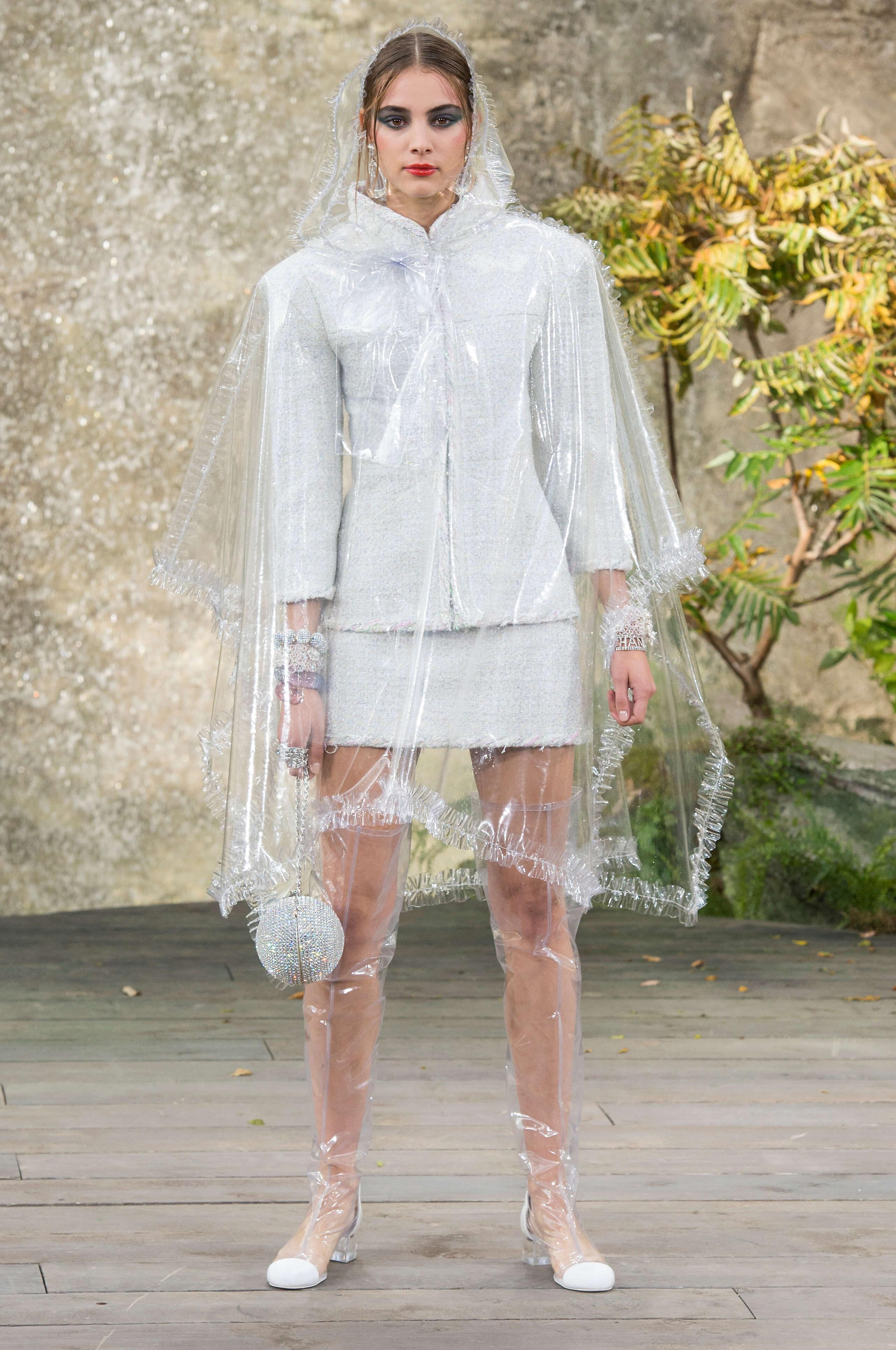 Новый тренд: Одежда в пластиковом чехле-Фото 3