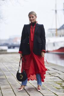 8 асимметричных платьев, которые должны быть в вашем гардеробе