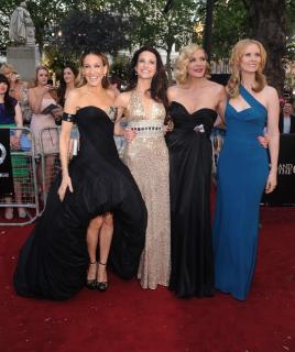 Съемку фильма «Секс в большом городе 3» прекратили из-за разногласия актрис