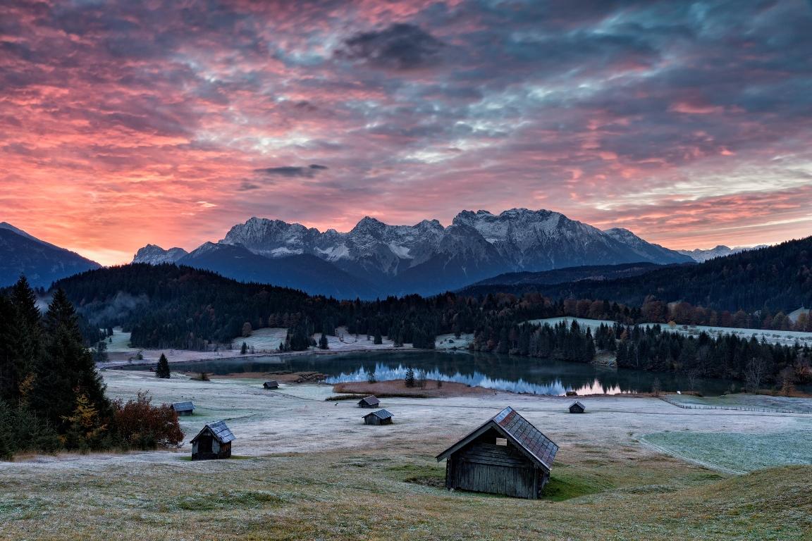 Пять причин провести эту осень в Альпах-Фото 2