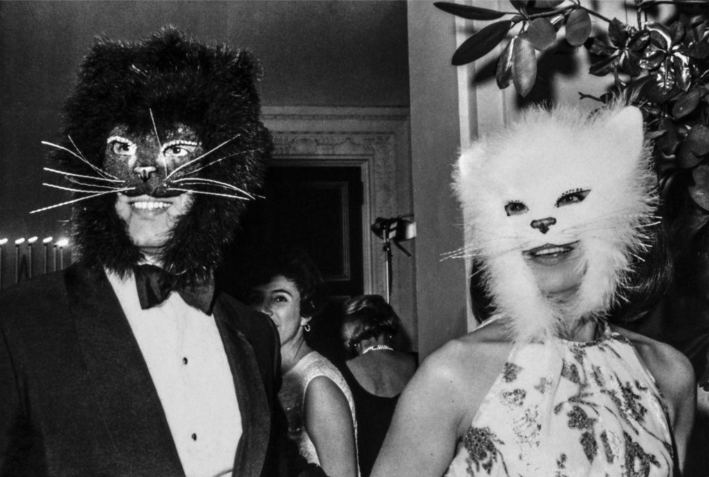 Небанальные идеи костюмов для пар на Хэллоуин-Фото 3