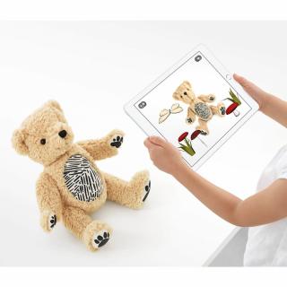 Apple выпустили плюшевого медведя, который умеет выражать свои эмоции
