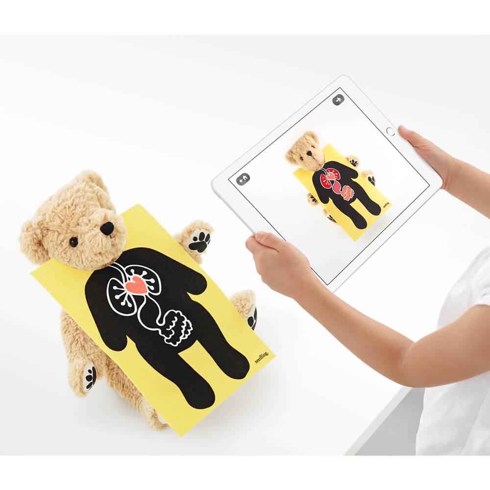 Apple выпустили плюшевого медведя, который умеет выражать свои эмоции-Фото 2