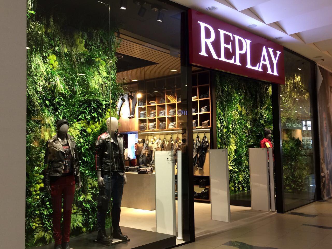 В ТРЦ Sky Mall открылся легендарный REPLAY-320x180