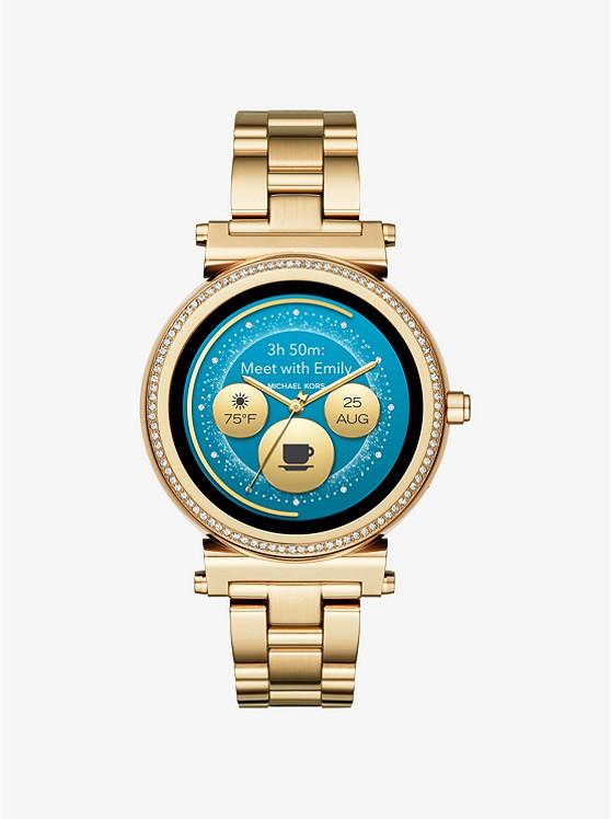 Вещь дня: часы Michael Kors для жительниц мегаполиса-Фото 3