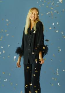 Sleeper создал пижамы для вечеринок и танцев