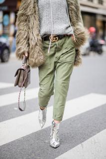 Gucci отказались от использования меха в своих коллекциях