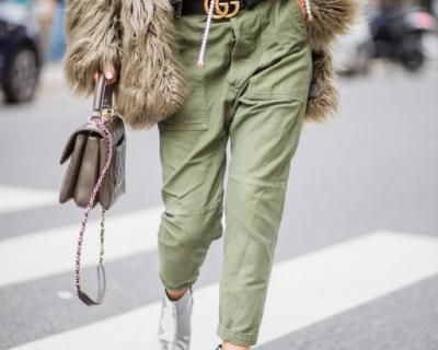 Gucci отказались от использования меха в своих коллекциях-430x480
