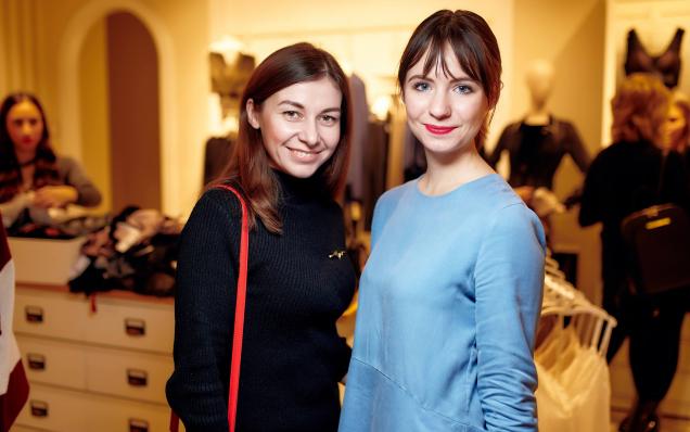 Светлана Данилюк, Кристина Довгаль