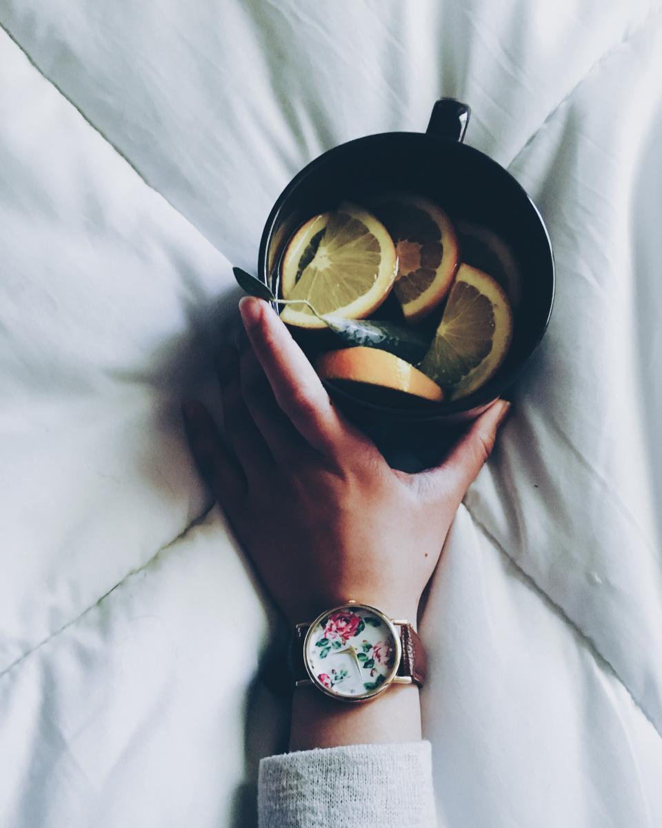 Лучшие чаи для здоровья вашей кожи-Фото 1
