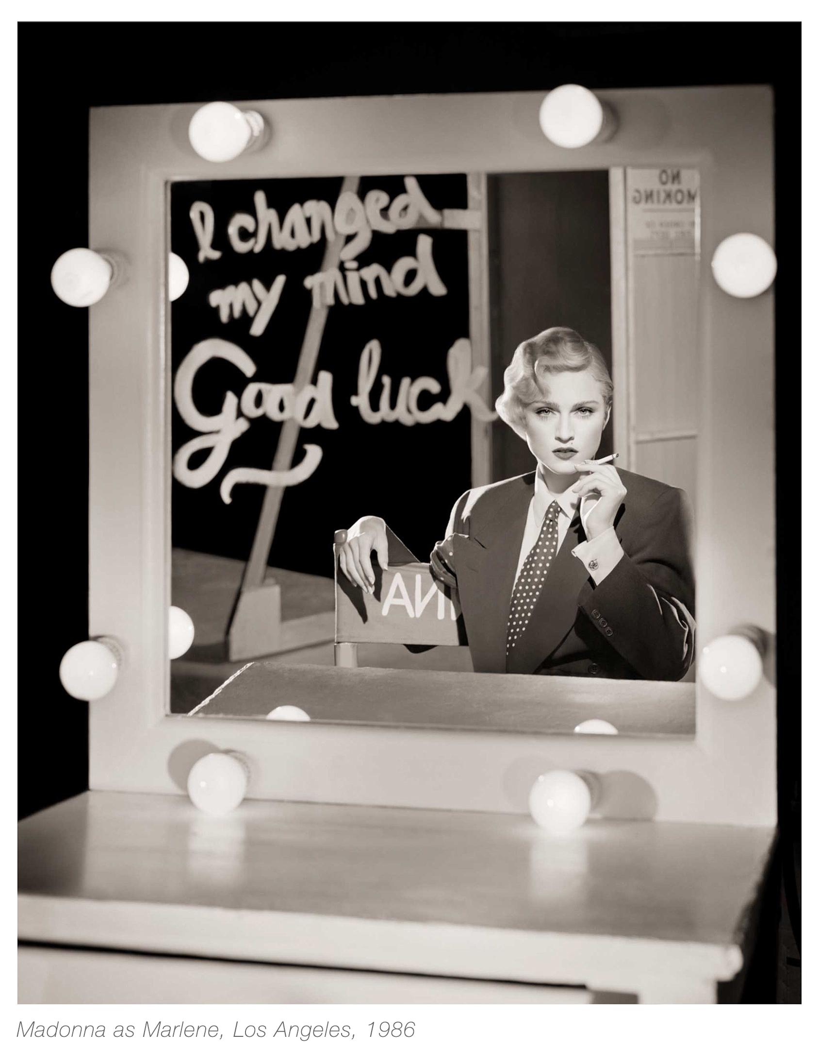 Эксклюзивные снимки Мадонны,Майкла Джексона и других представил голливудский фотограф в своей книге-Фото 2