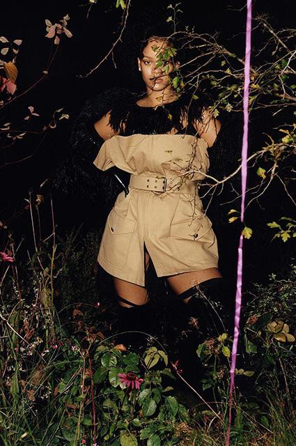 Рианна снялась для четырех обложек британского глянца-Фото 8
