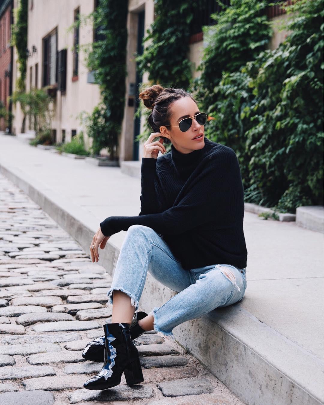 10 уроков стиля Луиз Ро из Instagram-Фото 5