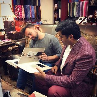 Знакомство с брендом: Императорский портной – ателье по индивидуальному пошиву деловой одежды