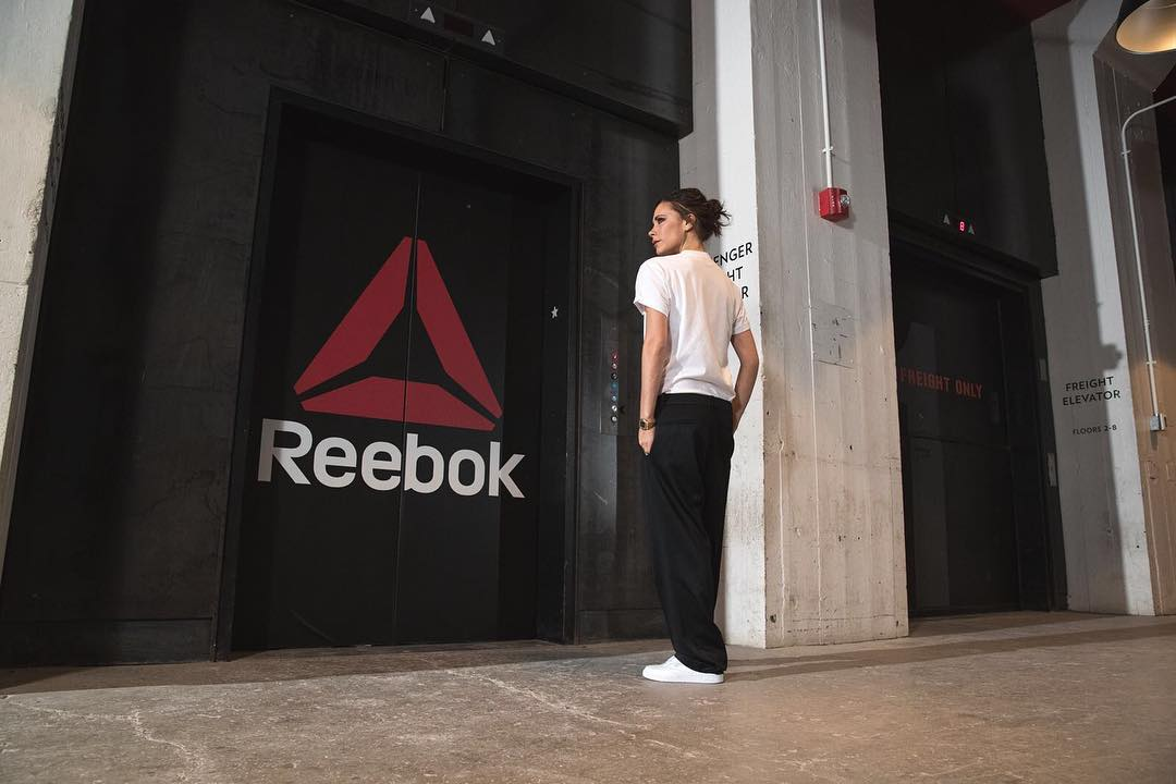 Виктория Бекхэм создаст коллекцию кроссовок для Reebok-Фото 1