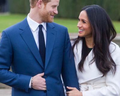 Принц Уильям пошутил о свадьбе брата и Меган Маркл-430x480