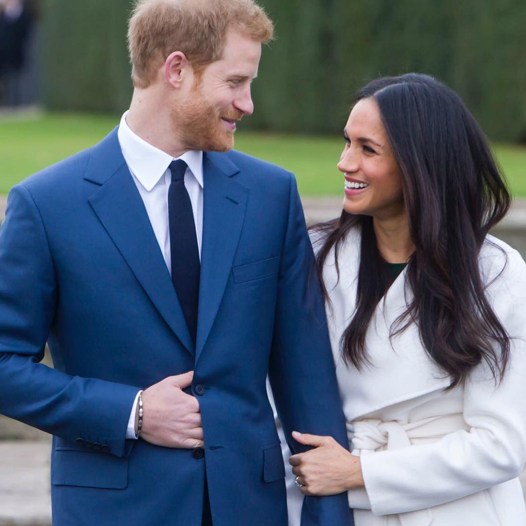 Принц Уильям пошутил о свадьбе брата и Меган Маркл-320x180