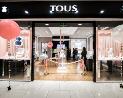 В Киеве открылись четыре магазина ювелирных украшений TOUS-430x480