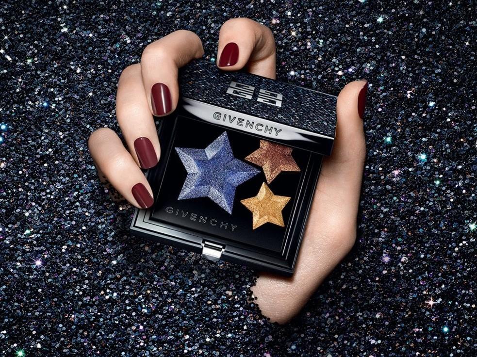 Рождественская коллекция макияжа Givenchy Les Nocturnes 2017-Фото 1
