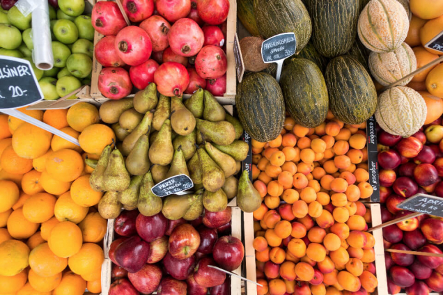 Лучшие продуктовые рынки мира