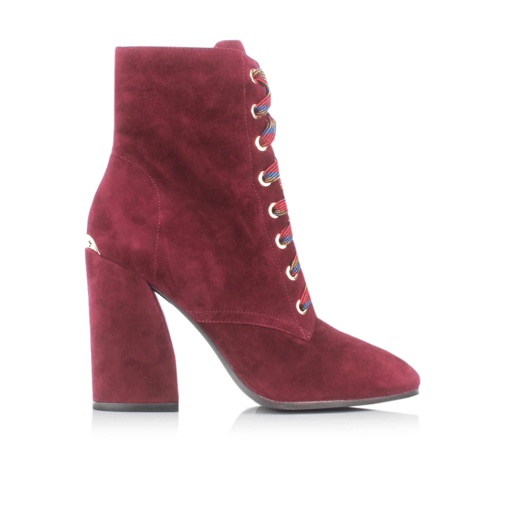Вещь дня: Замшевые бордовые ботинки Antonio Biaggi-Фото 1