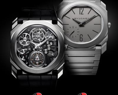 Bulgari завоевали две престижные часовые награды-430x480