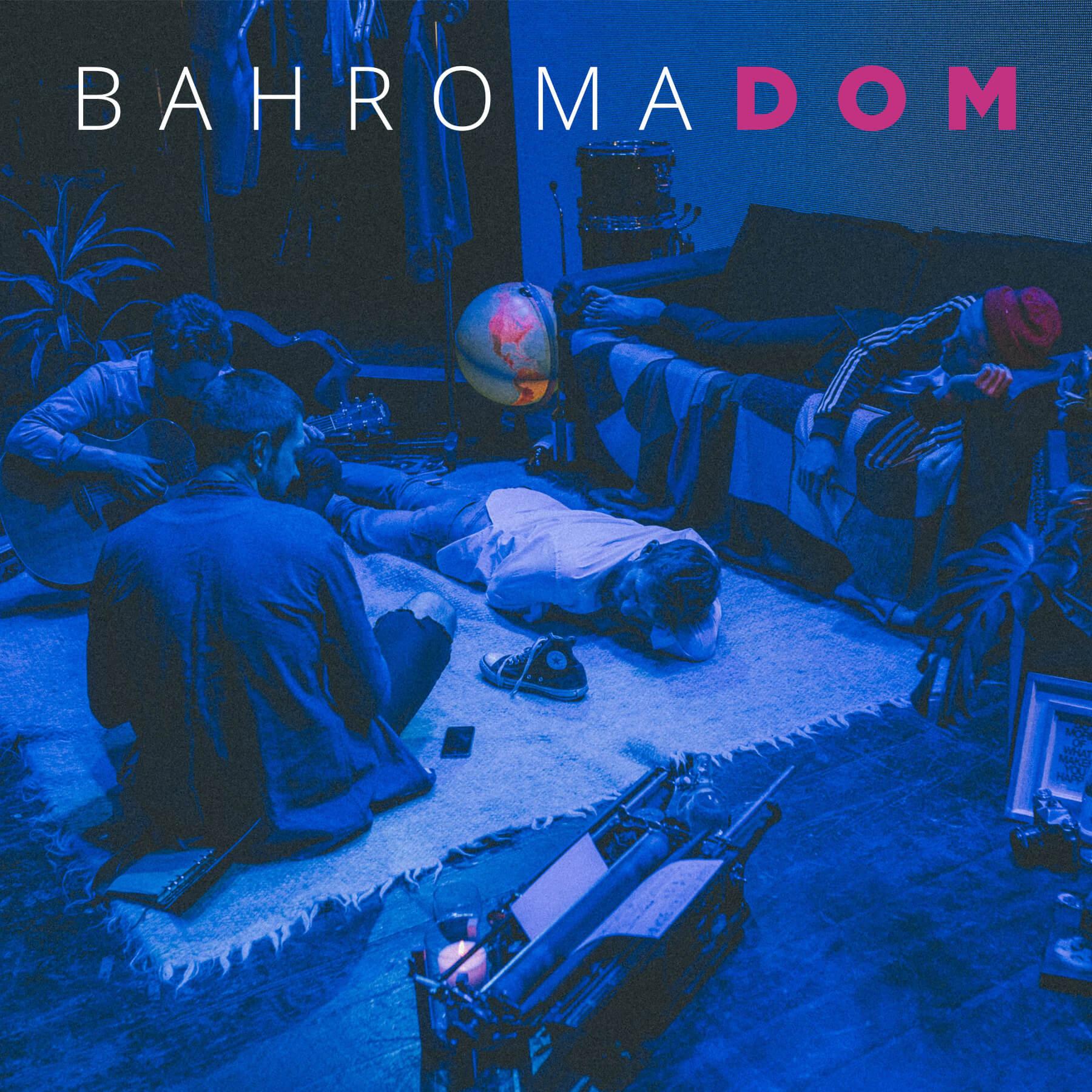 Группа Bahroma презентовала новый альбом-320x180