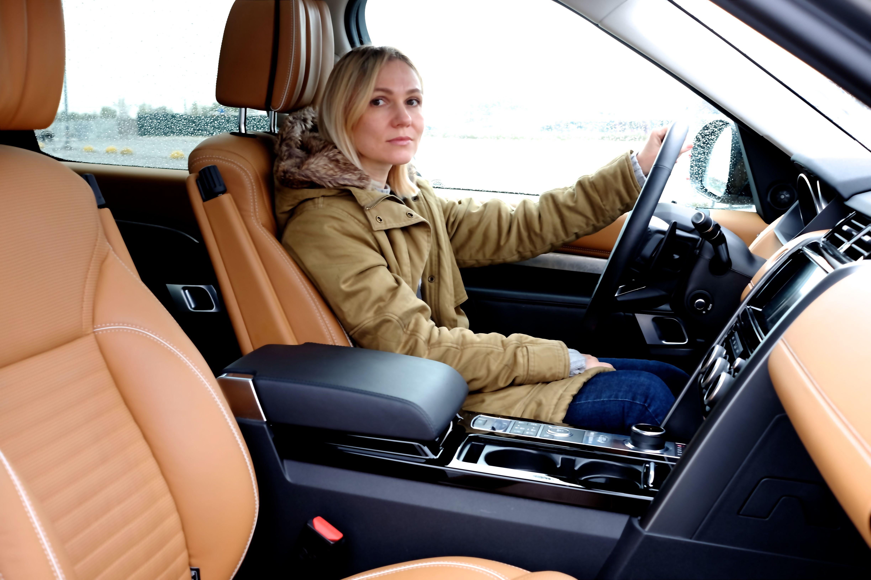 Тест-драйв редакции: Land Rover Discovery-320x180