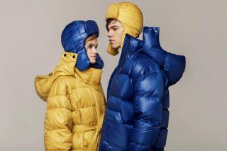 Украинский бренд представил новую коллекцию пуховиков