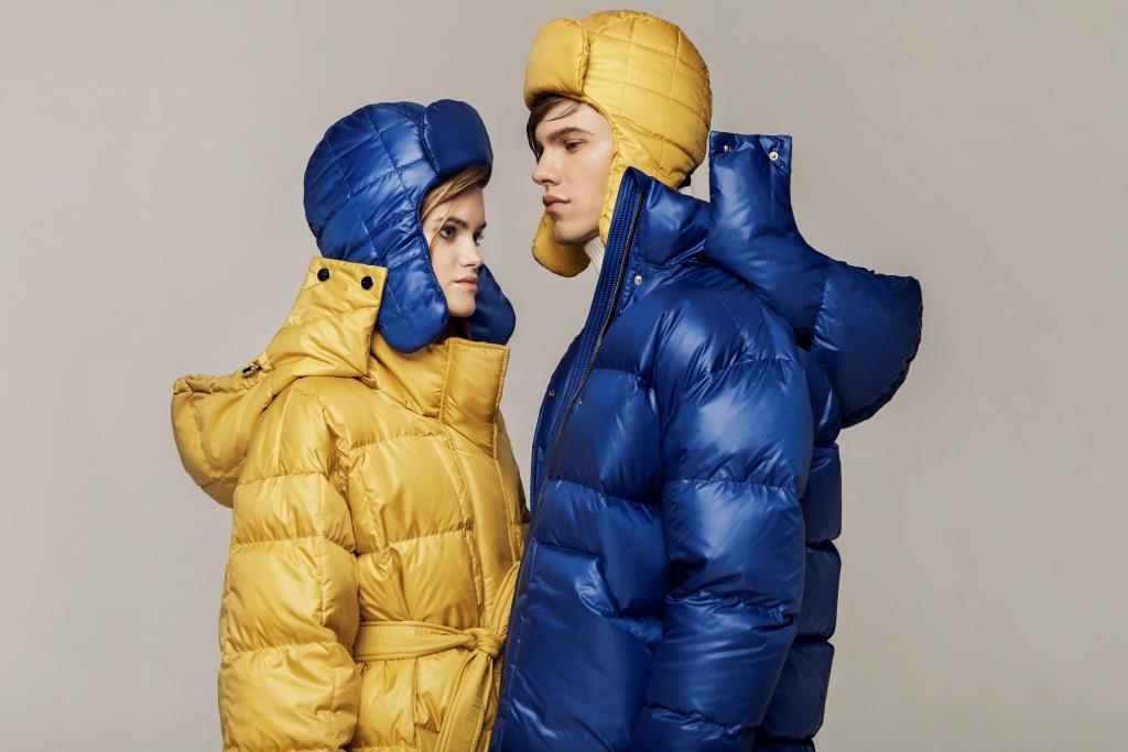 Украинский бренд представил новую коллекцию пуховиков-Фото 1