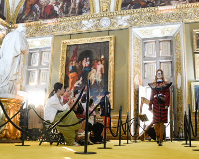 Gucci откроет ресторан и сад во Флоренции-430x480