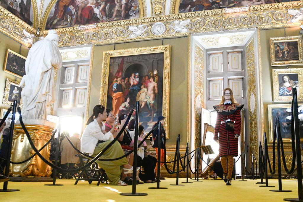 Gucci откроет ресторан и сад во Флоренции-320x180