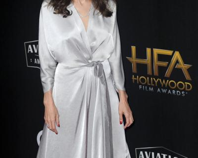 Лучшие образы знаменитостей на церемонии Hollywood Film Awards 17-430x480
