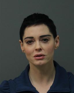 Роуз Макгоуэн задержали по подозрению в хранении наркотиков