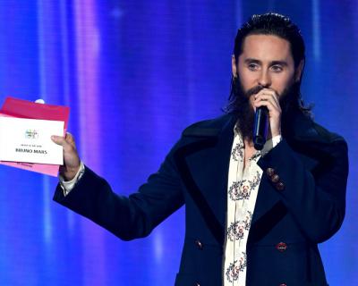 American Music Awards 2017: статуэтки получили Бейонсе и Бруно Марс-430x480