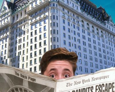 Отель The Plaza предлагает провести выходные, как Кевин в «Один дома-2»-430x480