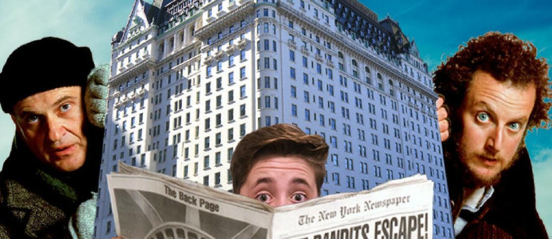 Отель The Plaza предлагает провести выходные, как Кевин в «Один дома-2»-320x180