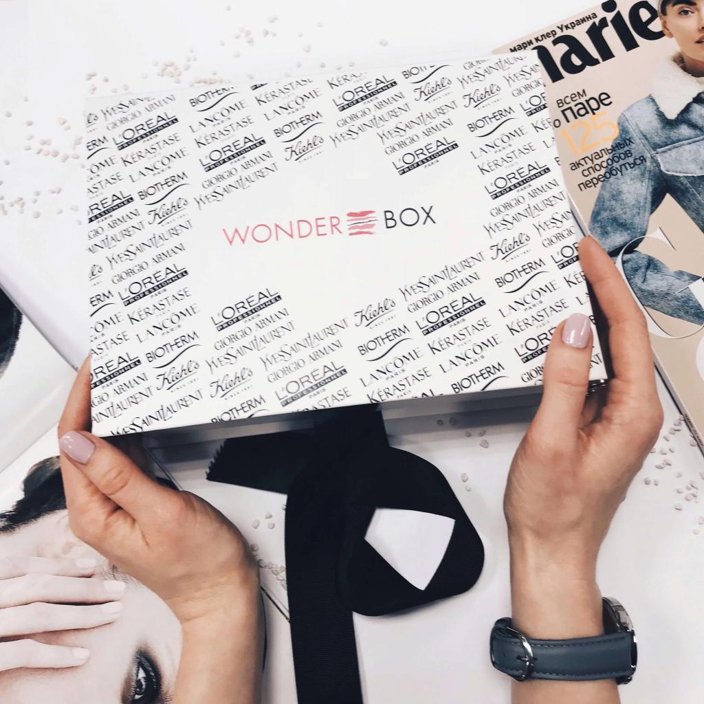 Редакция тестирует WonderBox: много красоты в маленькой коробочке-Фото 1
