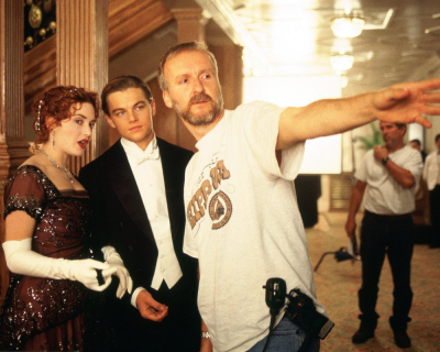 Джеймс Кэмерон прокомментировал смерть Ди Каприо в «Титанике»-430x480