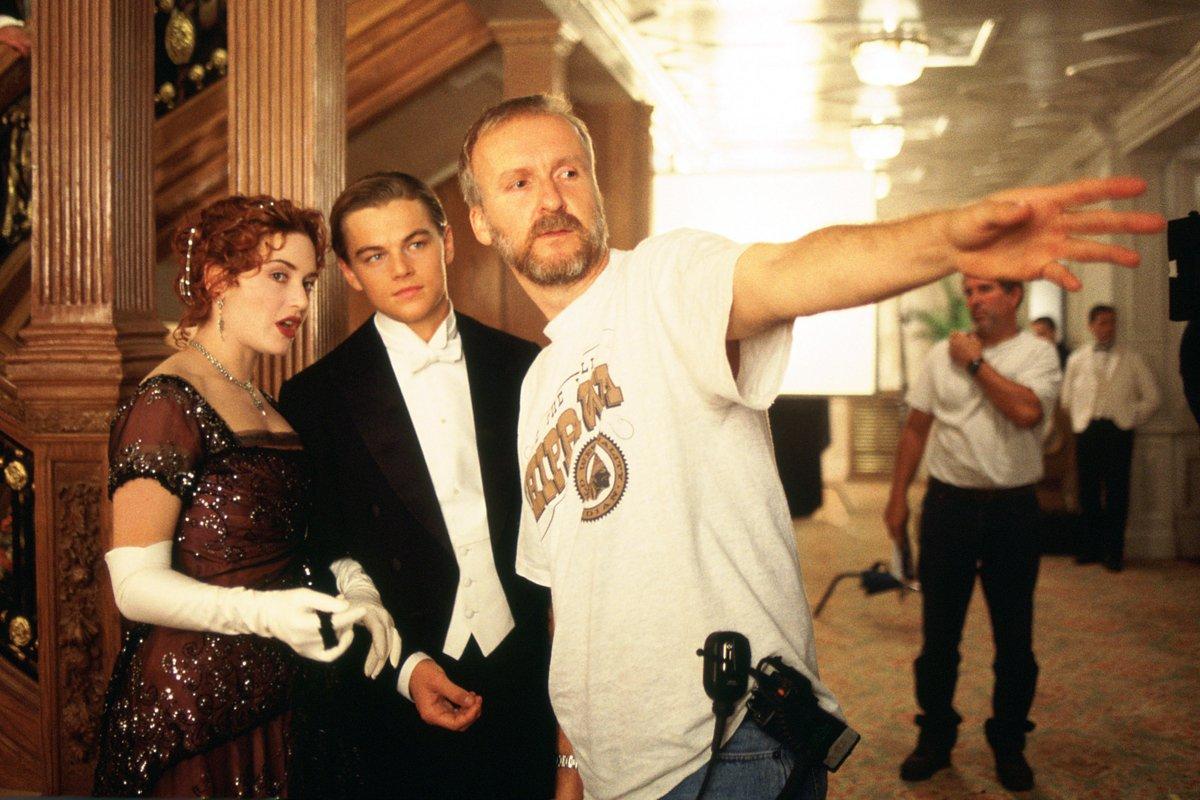Джеймс Кэмерон прокомментировал смерть Ди Каприо в «Титанике»-Фото 1