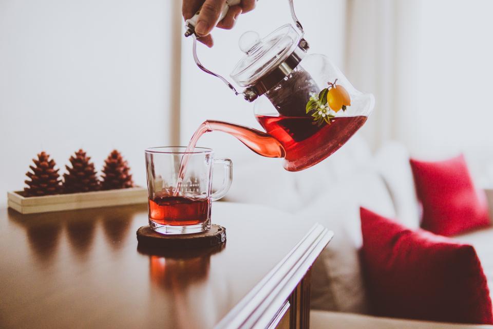 Лучшие чаи для здоровья вашей кожи-Фото 2