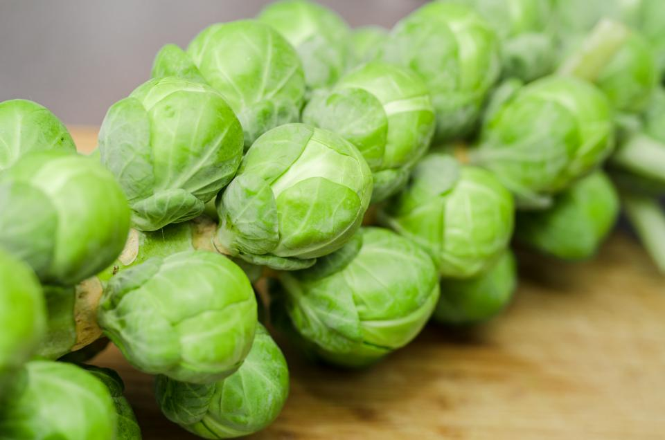 разновидности капусты брюссельской