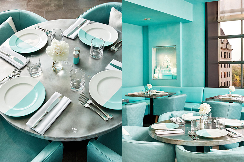 Tiffany & Co открыли кафе с завтраками за 29 долларов-Фото 2