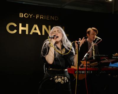 Chanel открыли первый женский клуб-430x480