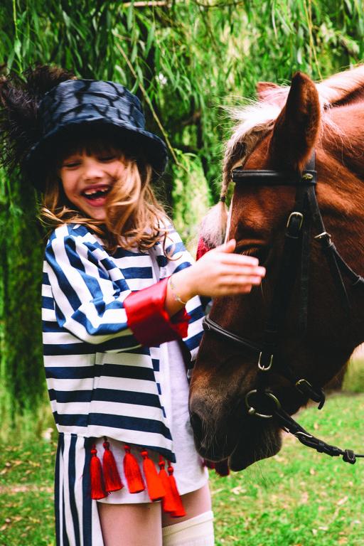 Wish list: Детская коллекция Wonderland от бренда SOVA-Фото 2