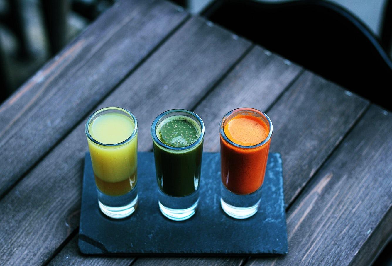 Супер-коктейли для борьбы с простудой-Фото 1