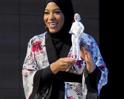 Впервые в истории выпустили куклу Барби в хиджабе-430x480