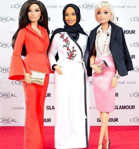 Впервые в истории выпустили куклу Барби в хиджабе-Фото 2