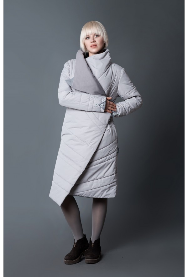Пуховики украинского бренда S-cape